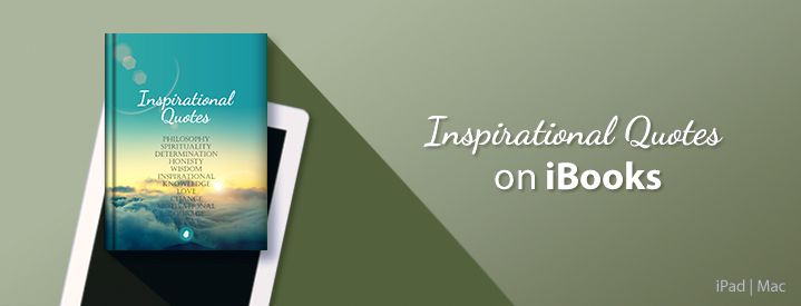 Beekeepers Blog }: Inspirational Quotes on iBooks - Version history